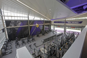 TCO Performance Center weight room NAIOP