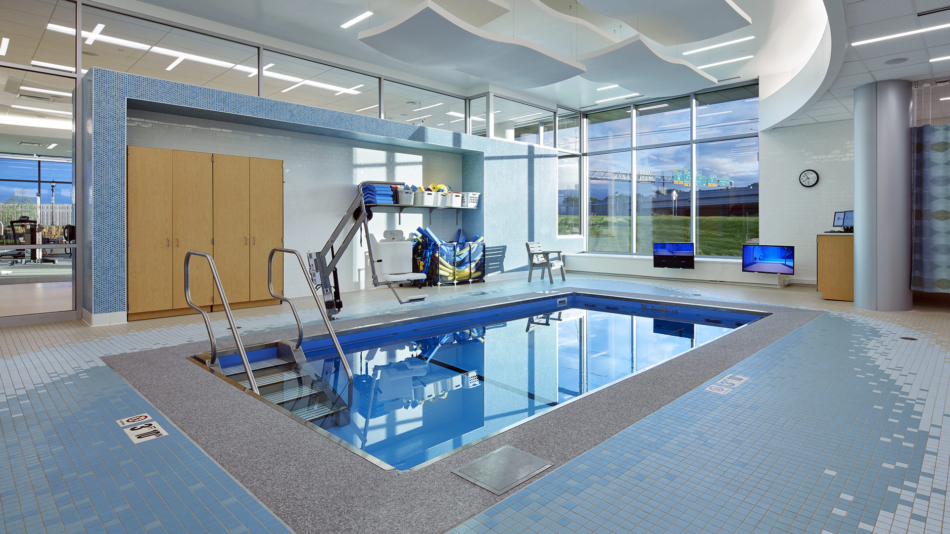 HealthPartners Neuroscience Center Rehab Pool